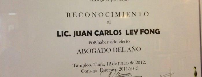 Ley, Garrido y Asociados is one of Lugares que le Gustan a Frank.