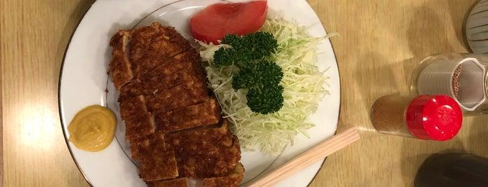 Tonkatsu Tonki is one of Tokyo Eats.