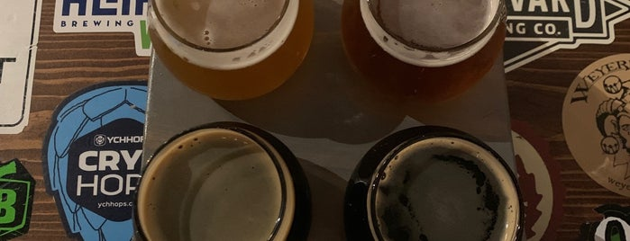 Two Blokes Brewing is one of Charleston.
