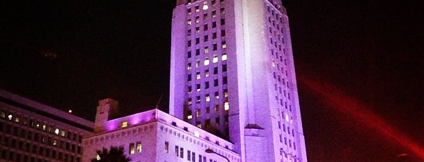Los Angeles City Hall is one of USA Trip.