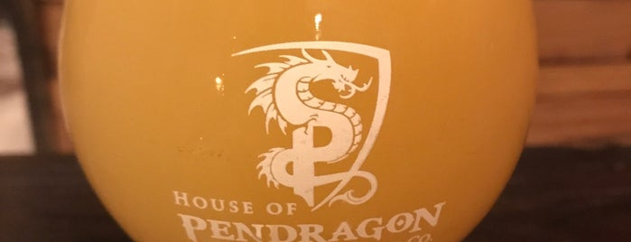 House of Pendragon Brewing Co. is one of Lieux qui ont plu à Lori.