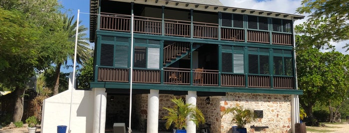 """Pedro St James """"Castle"""" is one of Cayman Islands."""