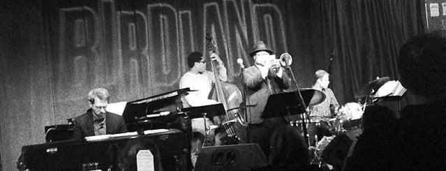 Birdland is one of Best Jazz Clubs in NYC.