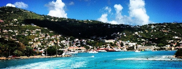 Charlotte Amalie Ferry Port is one of Posti che sono piaciuti a Chandini.