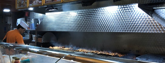 Lebanese Grill is one of London to go to.