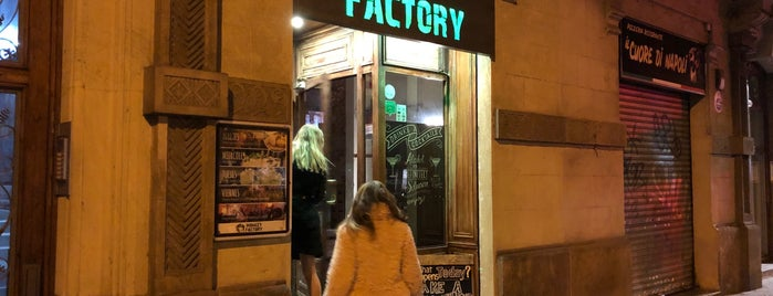 Monkey Factory is one of Barca Bars.