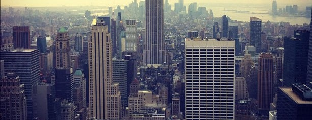 Top of the Rock Observation Deck is one of New York.