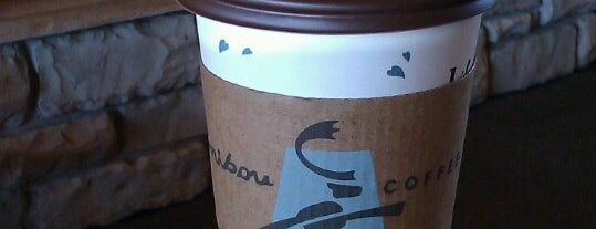 Caribou Coffee is one of Aaron 님이 좋아한 장소.