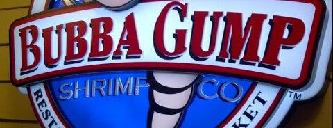 Bubba Gump Shrimp Co. is one of MAC 님이 좋아한 장소.