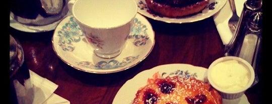 Queen of Tarts is one of bucket list - dessert shop.