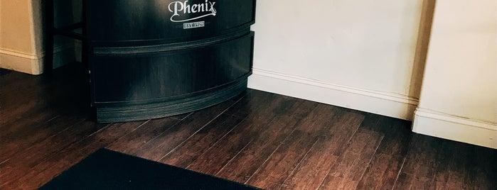 Phenix Salon Suites is one of Lieux qui ont plu à Elle 💄.