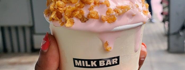 Milk Bar Flagship is one of Maryland Bucket.