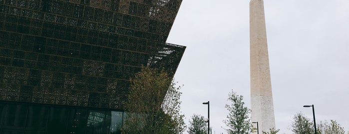 National Museum of African American History and Culture is one of Washington, DC.