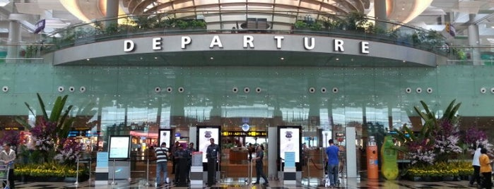 Aeroporto de Singapura Changi (SIN) is one of To-Do in Singapore.