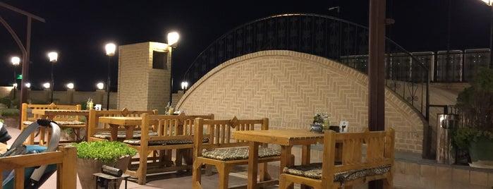 Daad Hotel Restaurant | رستوران هتل داد is one of Orte, die Dmitry gefallen.