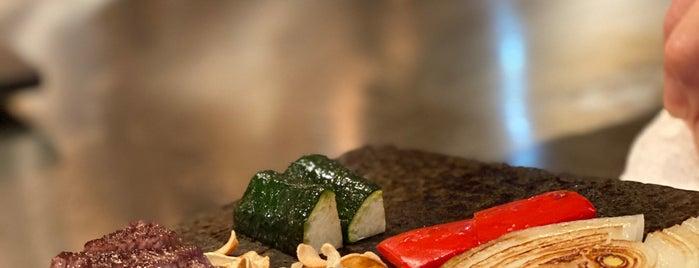Bifteck Kawamura is one of Korea and JP.