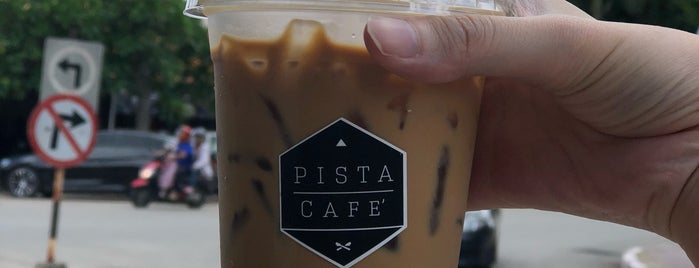 The Pista Café & Bistro is one of Wongnai User's Choice 2019 - 2.