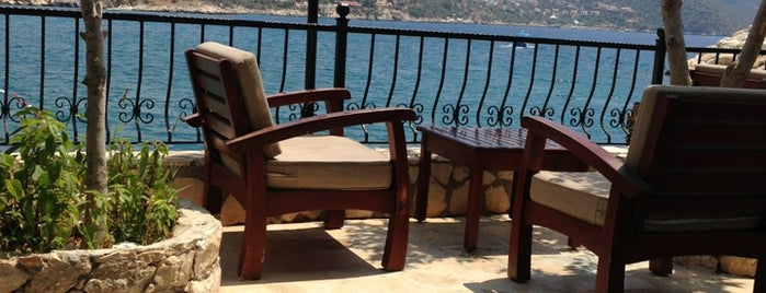 Fener Cafe is one of Kaş & Kalkan.