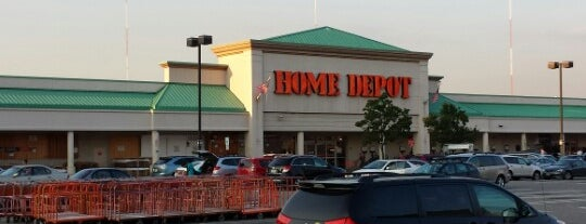 The Home Depot is one of Crystal : понравившиеся места.