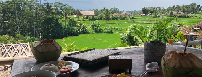 Karsa Kafe is one of Ubud.