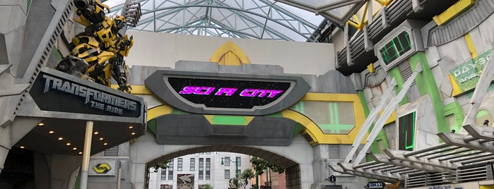 Sci-Fi City is one of Singapore.