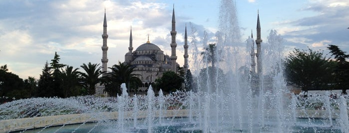 Sultanahmet Meydanı is one of Istanbul: A week in the Pearl of Bosphorus.