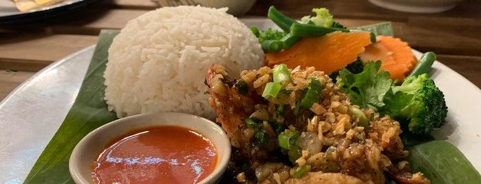 Thai Farm Kitchen is one of new todo.