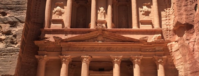 Petra is one of if you're ever in ____.