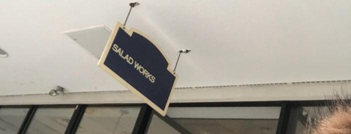 Saladworks is one of Hamilton.