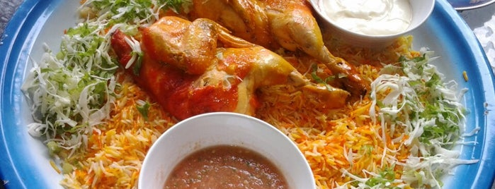 Marhaba Arabian Restaurant is one of Jumperz.