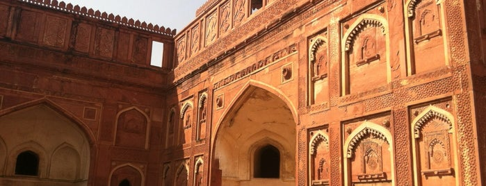 Agra Fort | आगरा का किला | آگرہ قلعہ is one of Incredible India.
