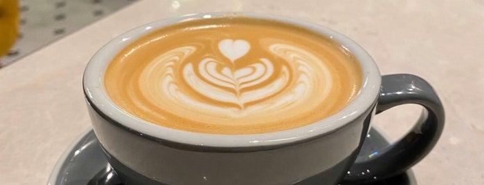 Alchemy Coffee Roasters is one of Riyadh cafes & restaurants.