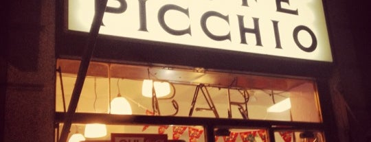 Bar Picchio is one of MILANO EAT & SHOP.