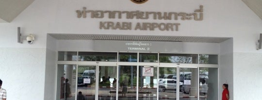 Krabi International Airport (KBV) is one of Part 1~International Airports....