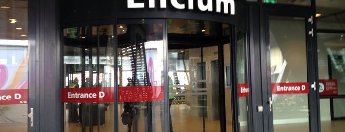 Elicium - RAI Amsterdam is one of jordiさんのお気に入りスポット.