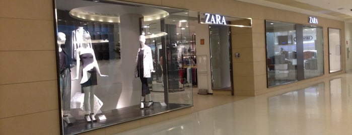 Zara is one of Locais curtidos por Guta.