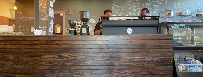Central Coffee Co. Southend is one of Charlotte.