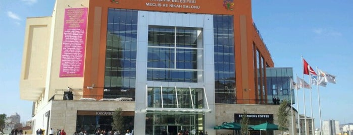 Novada Ataşehir is one of Check-in 4.