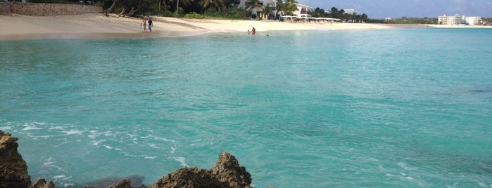 Meads Bay Beach is one of Anguilla.