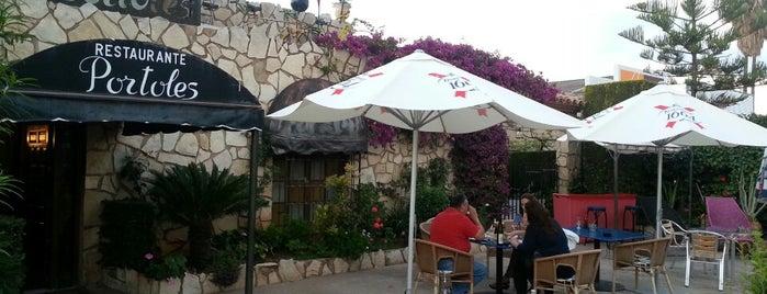 Restaurante Portoles is one of Donde Papa.