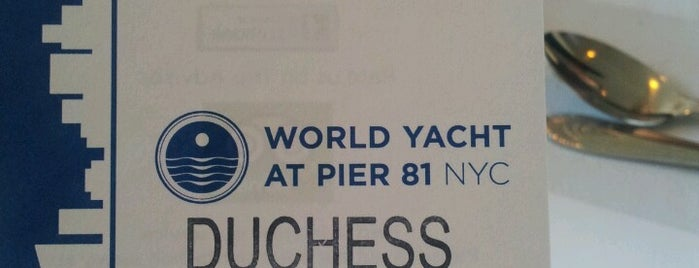 World Yacht is one of NYC Midtown.