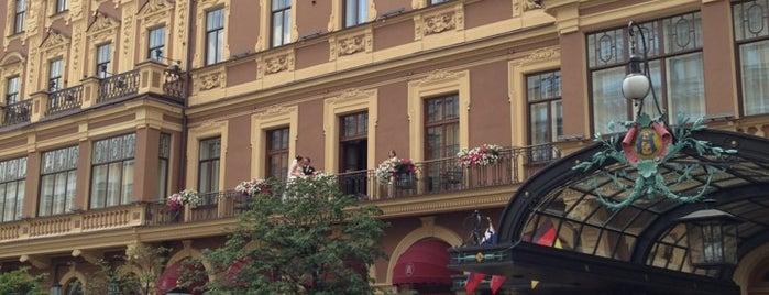 Belmond Grand Hotel Europe is one of Belmond Hotels List.