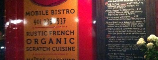 Plouf Plouf Gastronomie is one of Rhode.