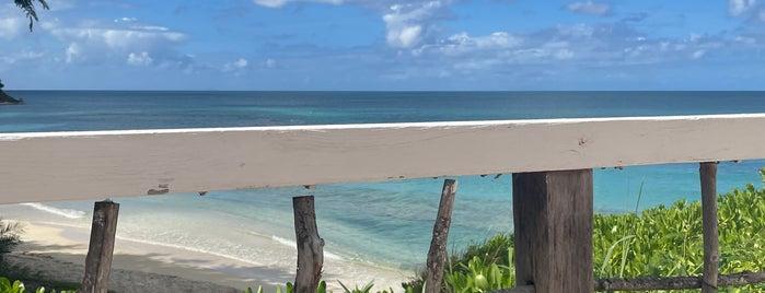 Cocobay Resort is one of Antigua.