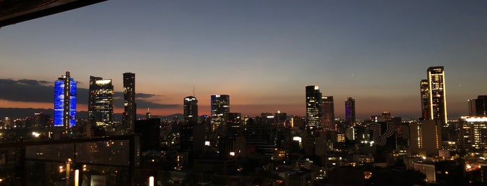 Supra Rooftop is one of Mexico City.