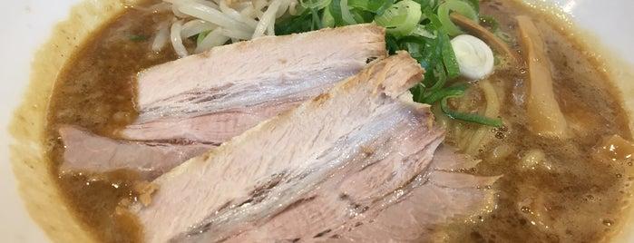 豚の助 is one of 沿線ラーメン味くらべ2016参加店.