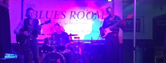 The Blues Room is one of Lugares favoritos de Jan.