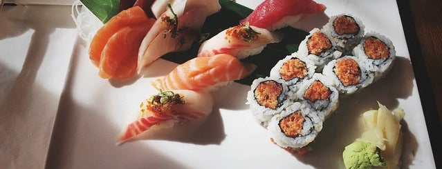 Tsuki Sushi is one of Sushi jawns.