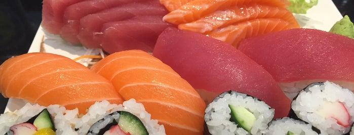 Sushi Hiroyuki is one of Marcos : понравившиеся места.
