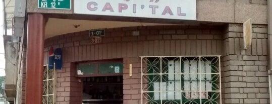 Chuletas Capital is one of Tempat yang Disimpan Ronal.